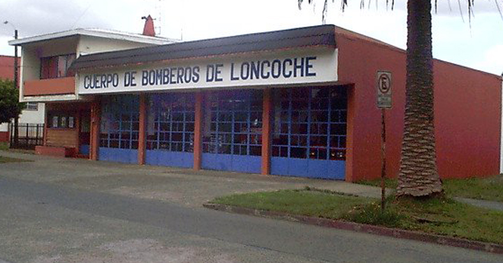 Bomberos de Loncoche recibieron importante aporte monetario del municipio local